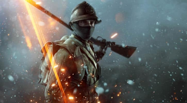 Battlefield 1 In the Name of the Tsar 19 September