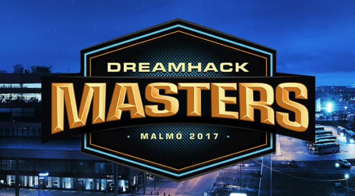 Dreamhack Masters Malmö 30 Aug - 3 Sep