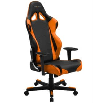 DXRacer Racing Series Svart Orange