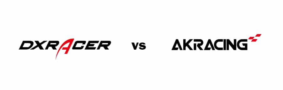 DXRacer vs AKRacing - Bästa gamingstolen Cover