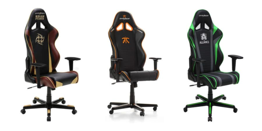 DXRacer vs AKRacing - Bästa gamingstolen