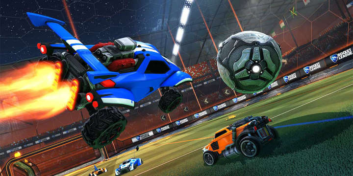 Rocket League kan bli stor e-sport