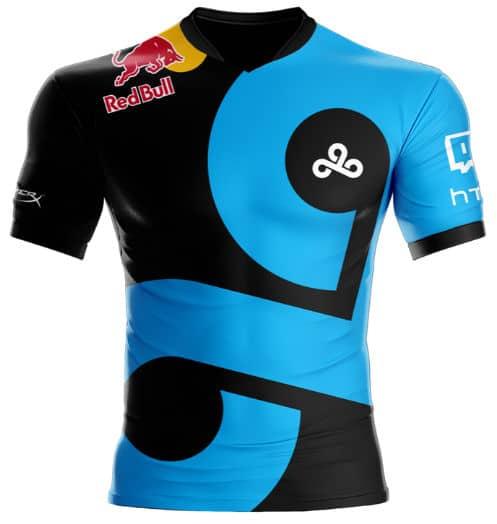 Cloud9 jersey Redbull
