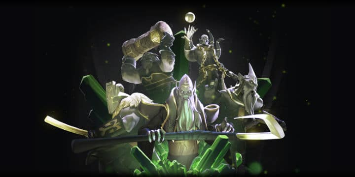 EU-kval The International 2018