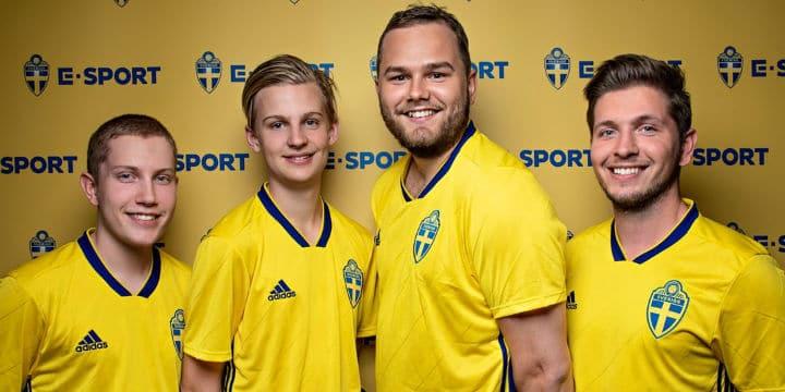 Svenska Fotbollslandslaget FIFA