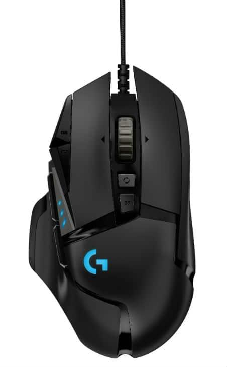 Logitech G520 Mus