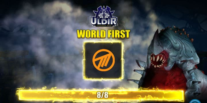 Method World First Uldir