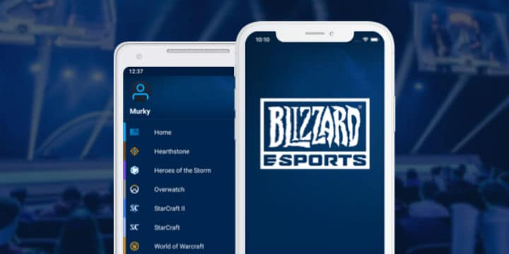 Blizzard Esport App