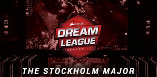 Dreamleague Dota 2 Major Stockholm 2019